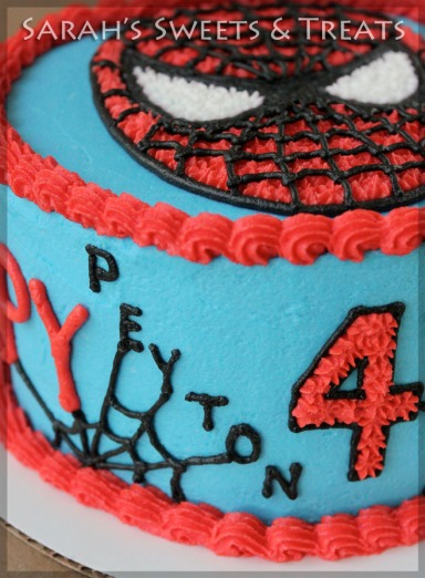 BRSpiderManCake3