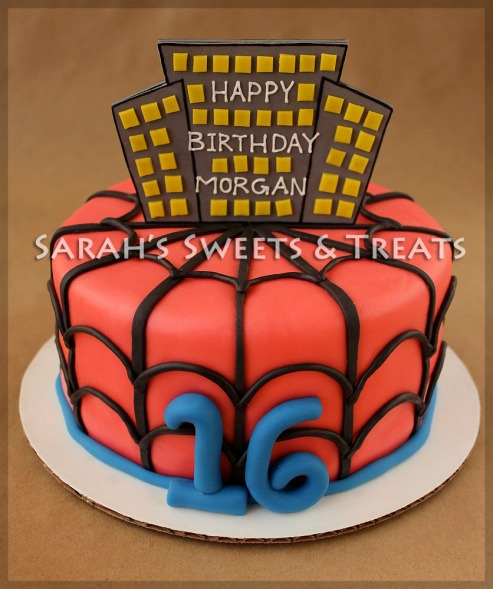 SpiderMan16Cake3